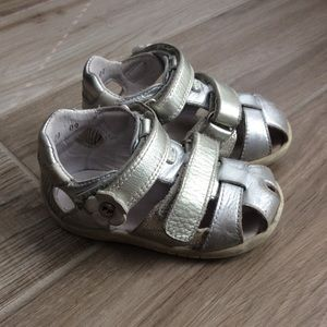 Other - Baby leather sandals